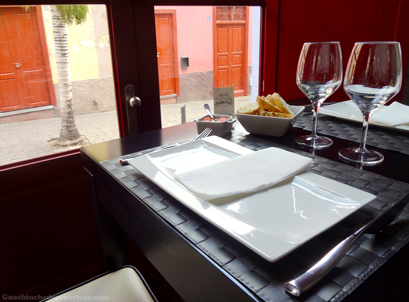 Restaurante Ambrosía