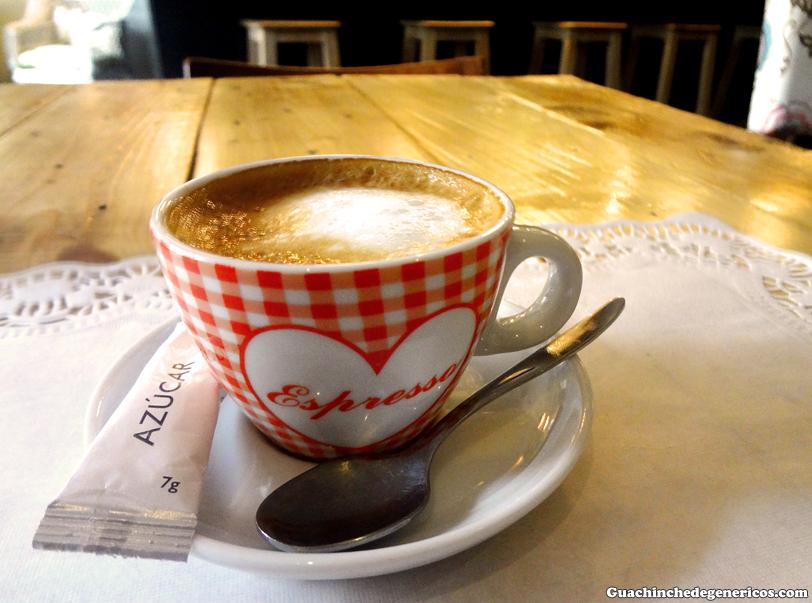 Café en Restaurante La Concepción, Zona La Noria en Santa Cruz de Tenerife
