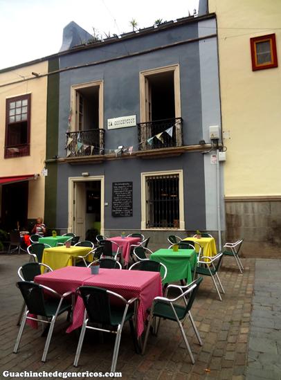 Restaurante La Concepción, Zona La Noria en Santa Cruz de Tenerife