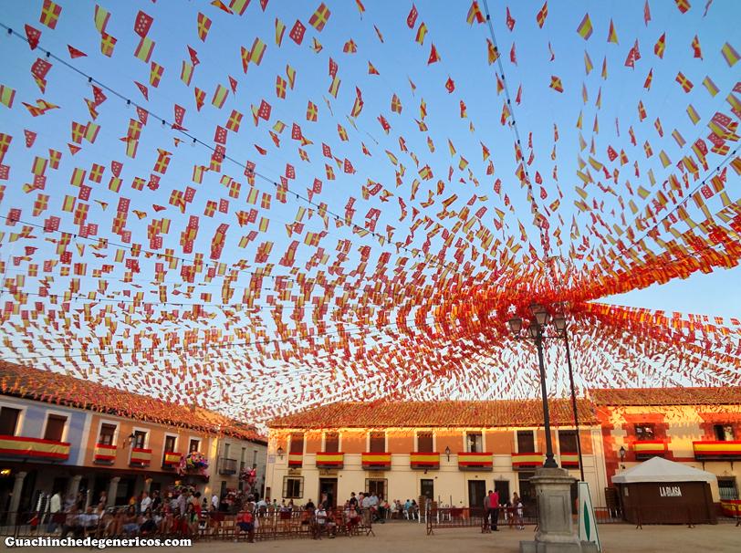 Festejos por la boda del rey Felipe IV con Mariana de Austria: el Real Mercado 'Siglo de Oro' de la villa de Navalcarnero