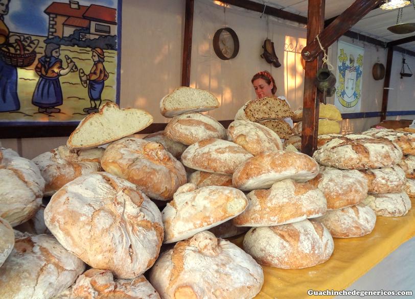 Panes. Real Mercado 'Siglo de Oro' de la villa de Navalcarnero